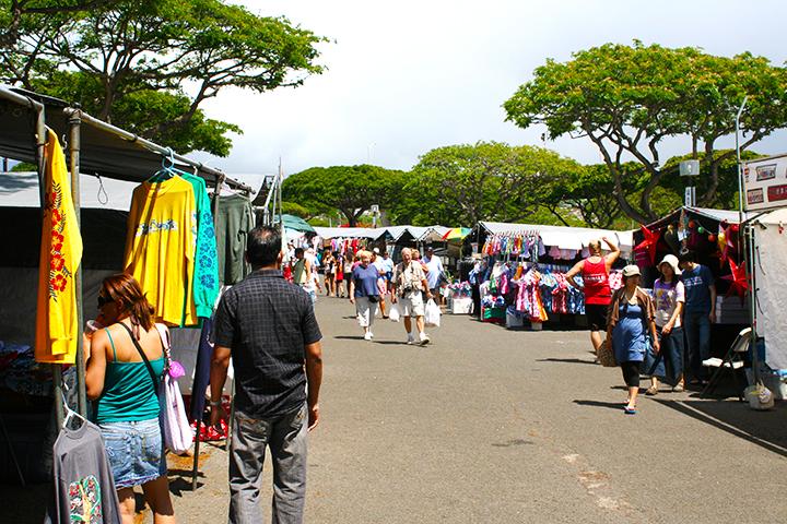aloha bowl swap meet vendor