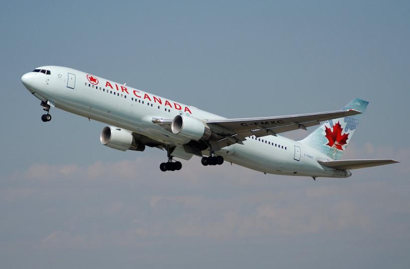 Air Canada Boeing 767-300; C-FMXC@ZRH;20.07.2007/479bu
