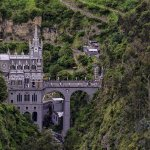 AWESOME!!! Las Lajas Sanctuary Colombia