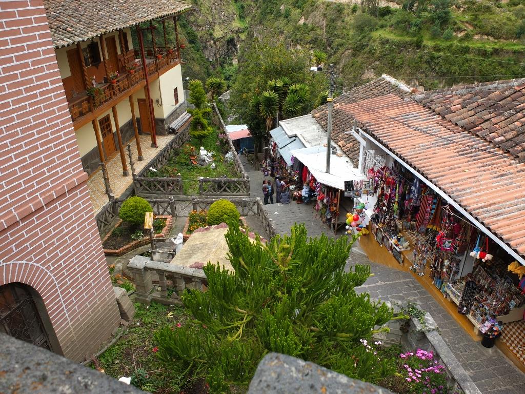 Las lajas market