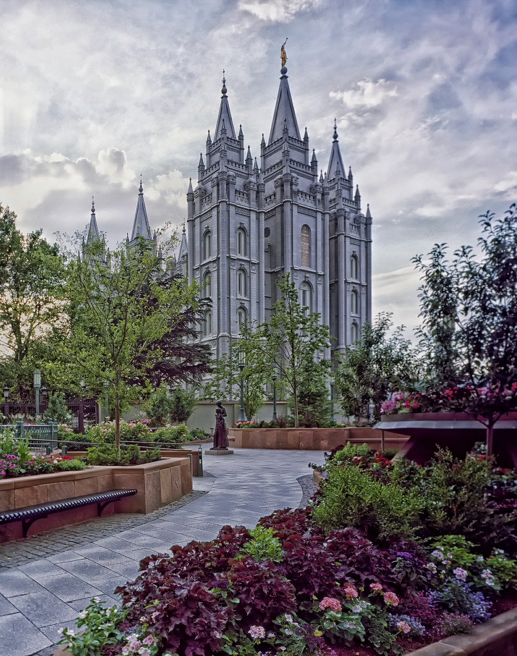 how to get to salt lake city