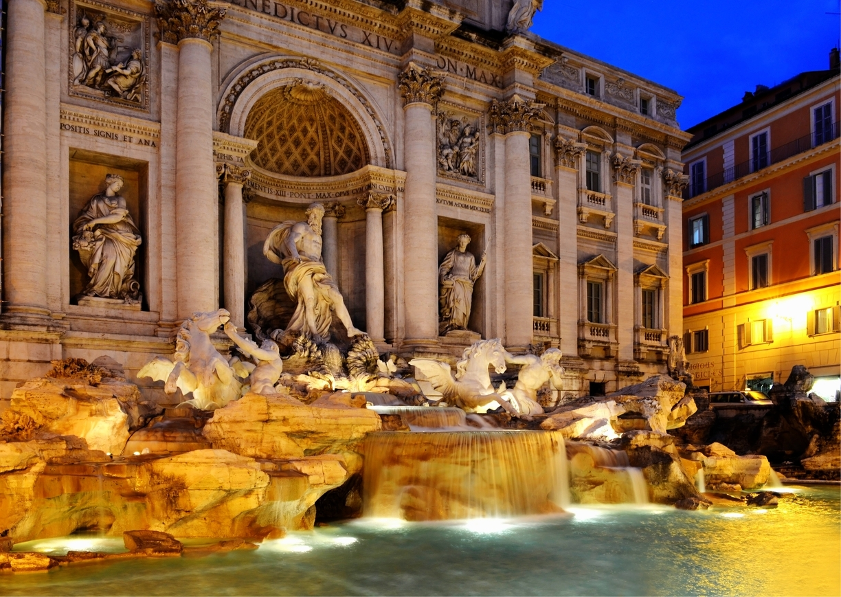 affordable luxury hotels in rome