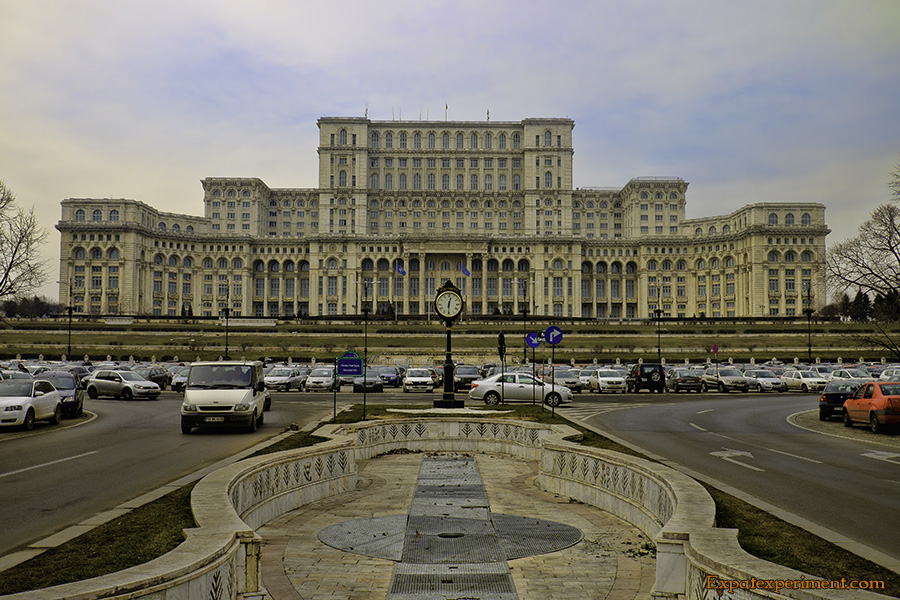 best places in Eastern Europe Bucharest