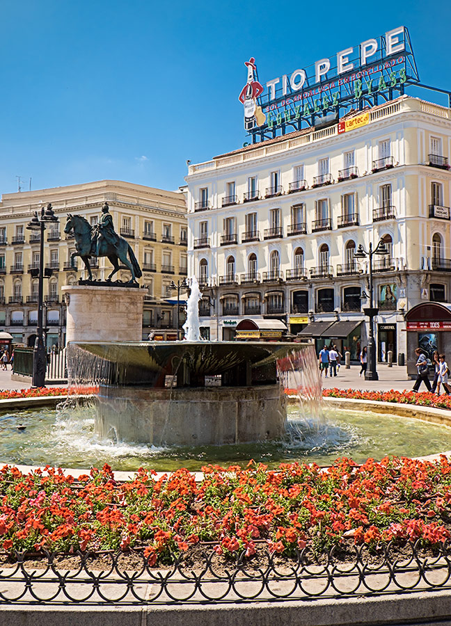 the best of Madrid