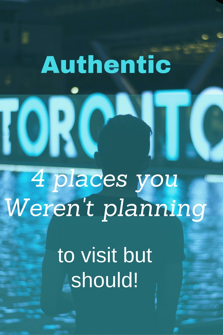 Visit Toronto. But if you want to experience something special, authentic Toronto, skip the tourist traps and check out some local favorites instead.