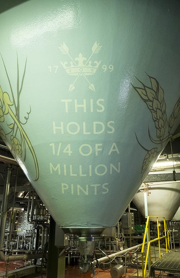 Greene King Brewery