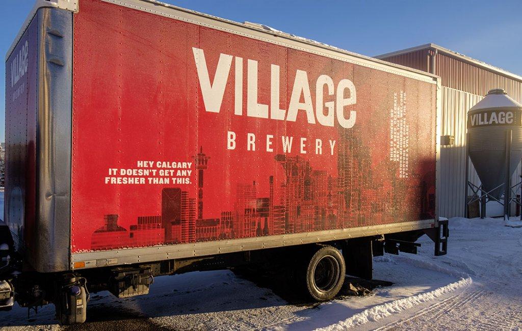 beer tour calgary