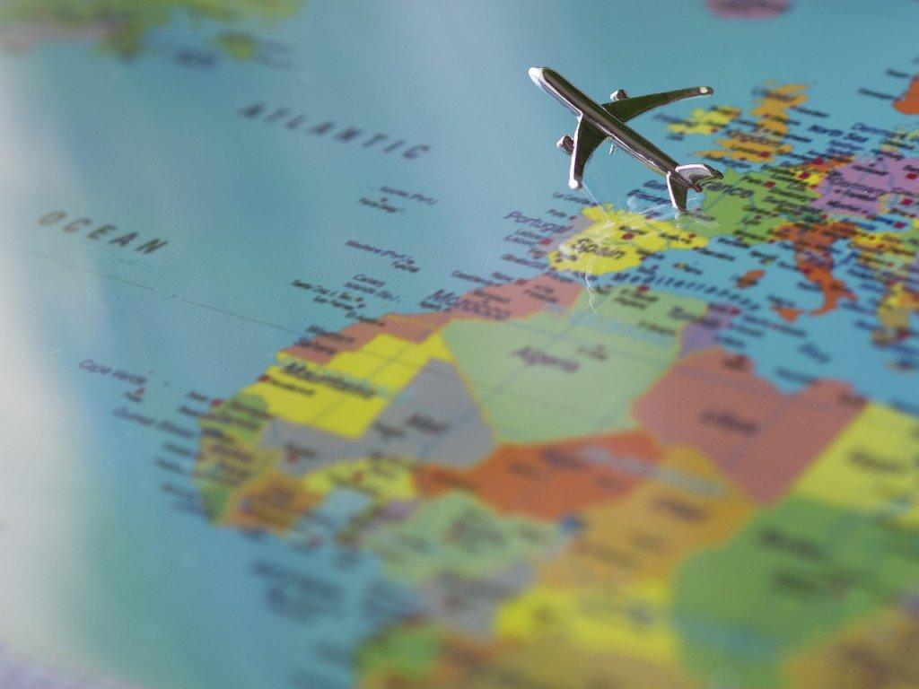 travel planning for digital nomads