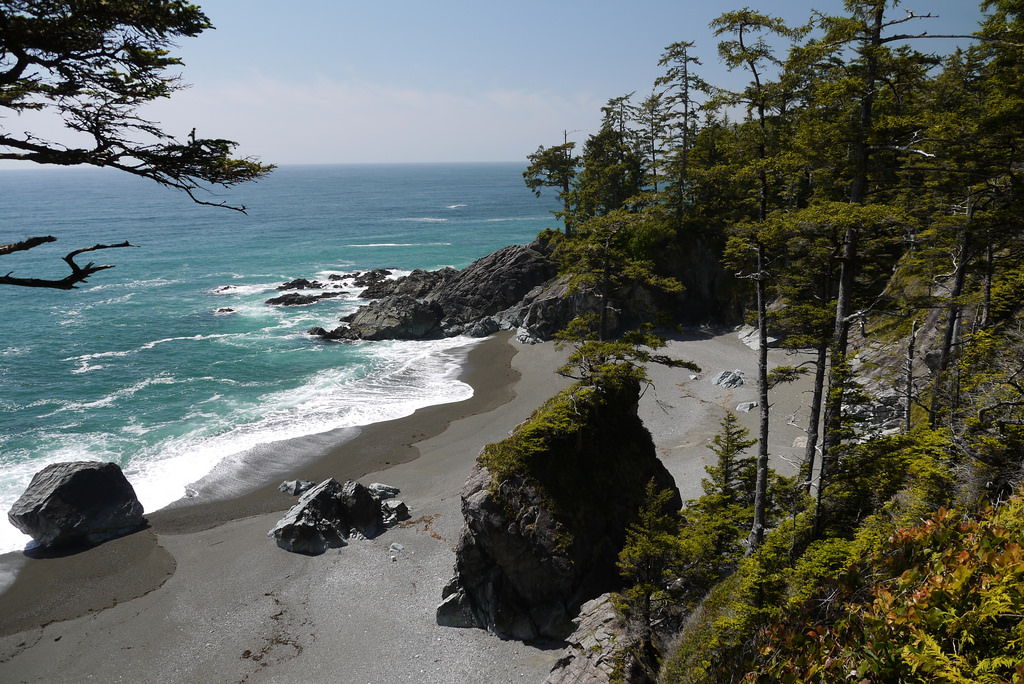 Pacific Rim National Park- family vacation ideas