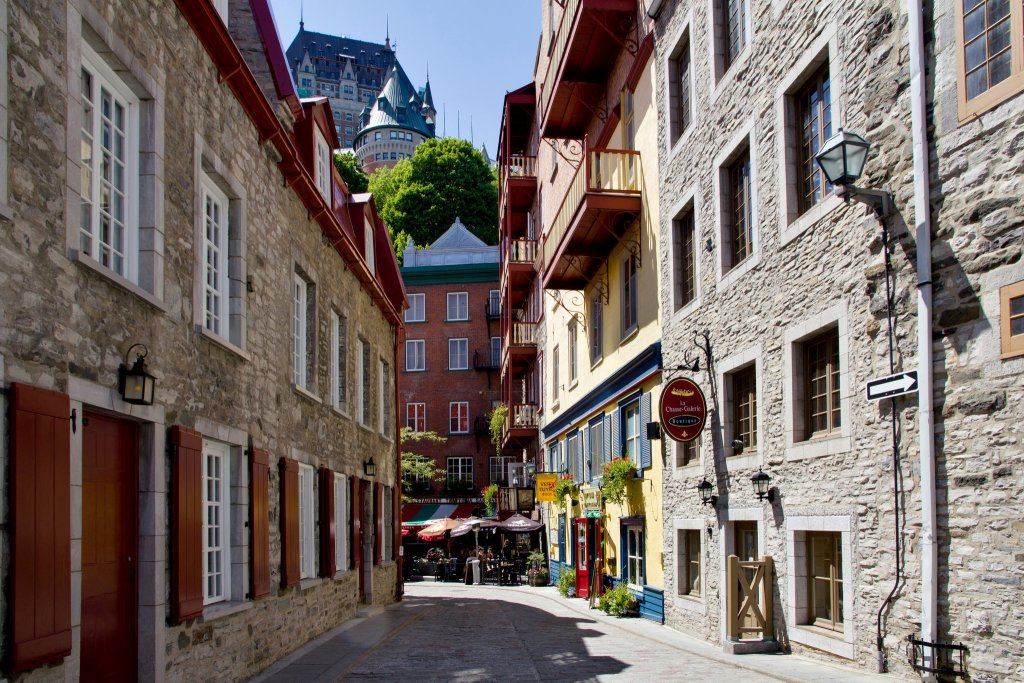 Quebec City family vacation ideas