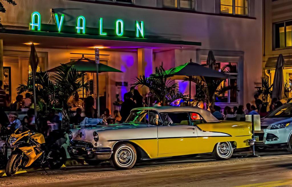 The Avalon- save on travel to Miami Beach