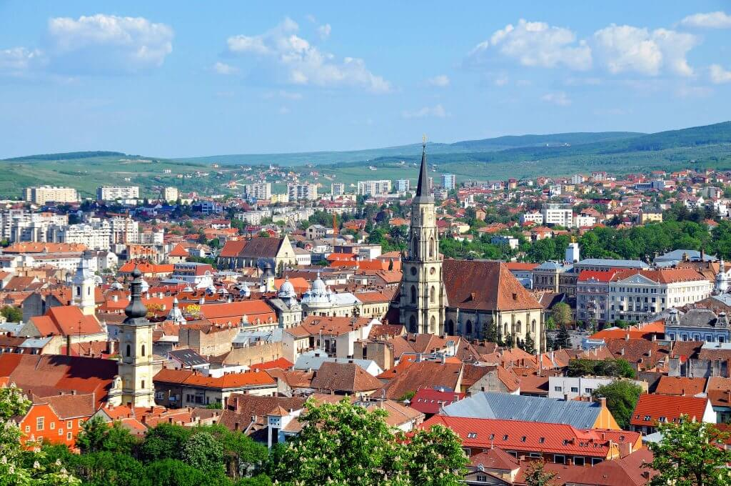 Cluj- cheap cities in europe