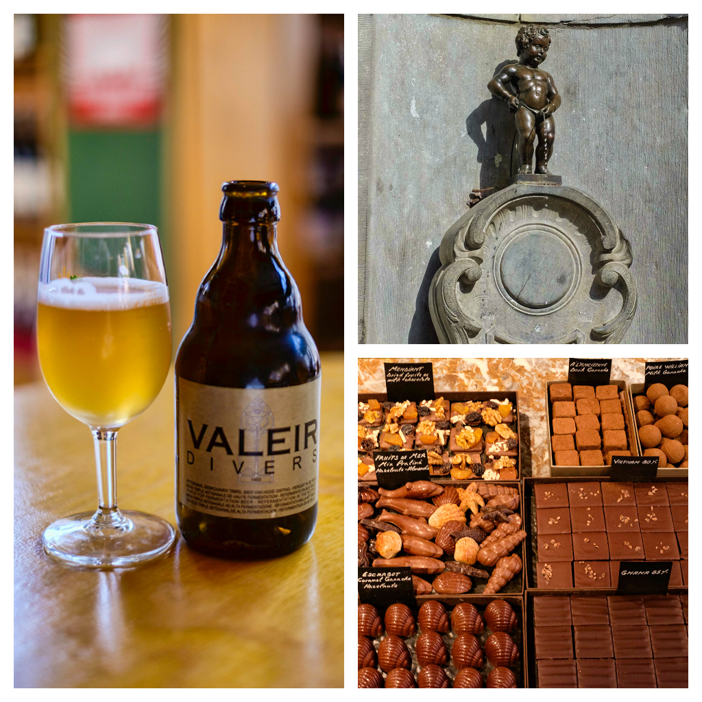 beer and chocolate- 48 hours in brussels