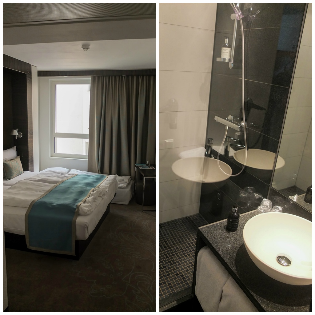 best budget hotel in Brussels- Motel One room