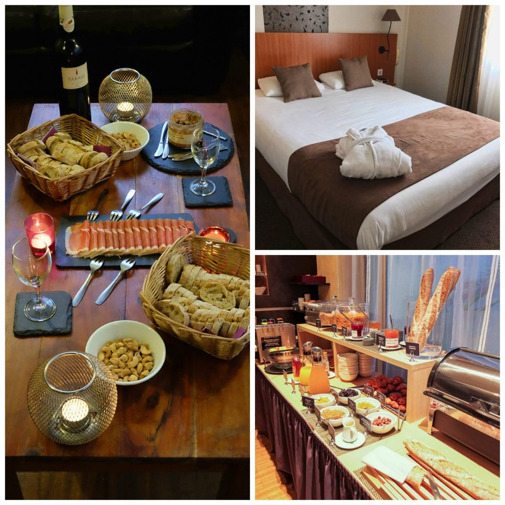 Best Western Hotel Anathee- Toulouse France