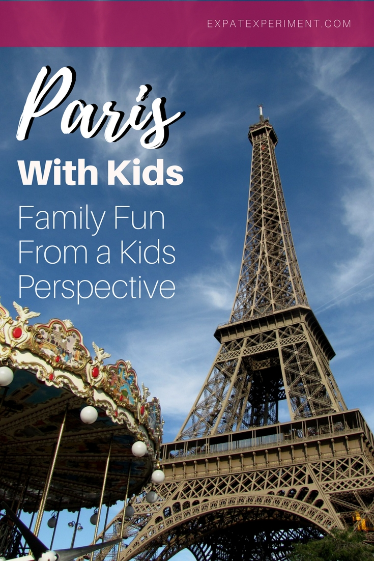 If your're planning to visit Paris with young kids, this post is for you! Here are some popular and lesser known attractions that your family will absolutely love!