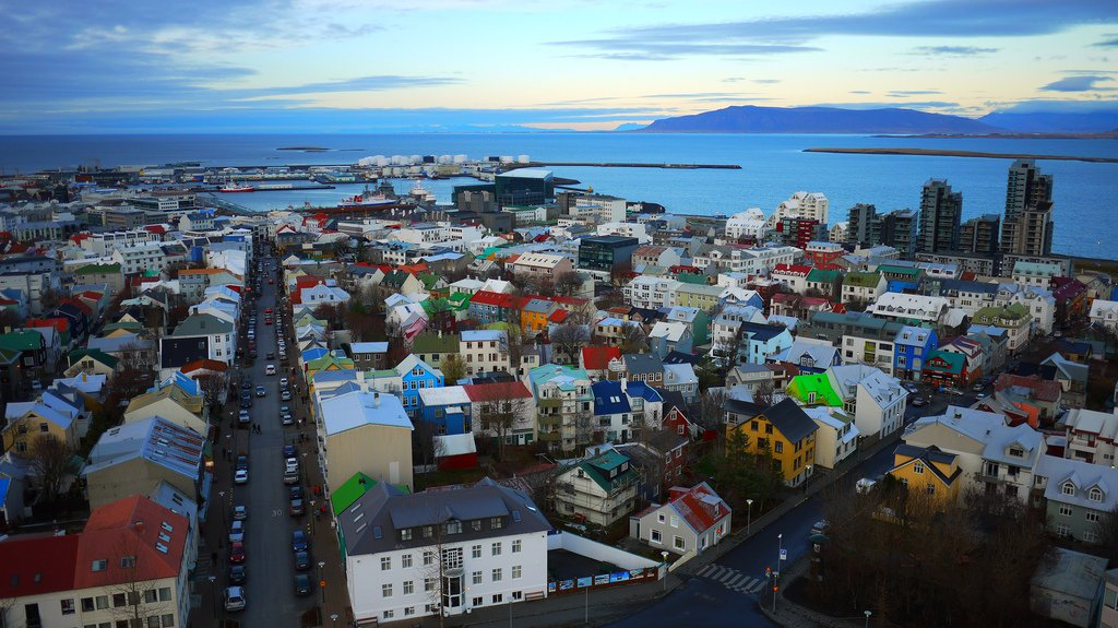 Reykjavic- When to visit Iceland with kids
