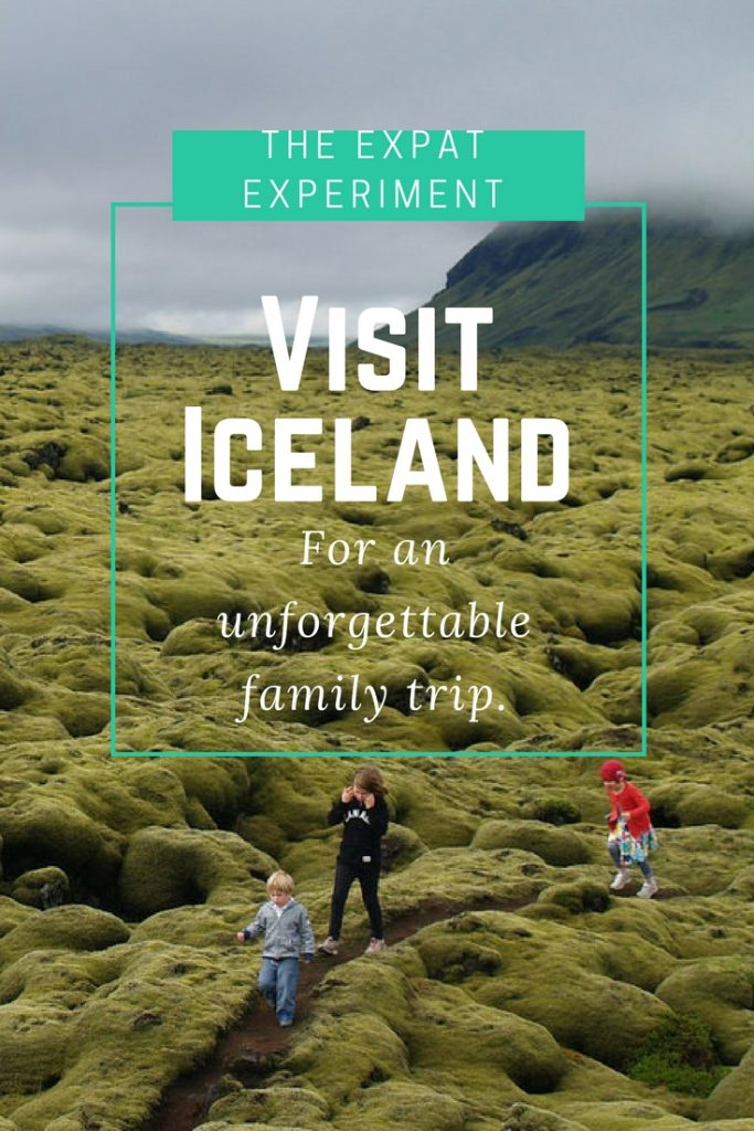 Do you want to plan an unforgettable family trip? What's the first destination that comes to mind for you? If it's a theme park like Disney World or a popular all-inclusive family vacation resort, I say consider Iceland instead!