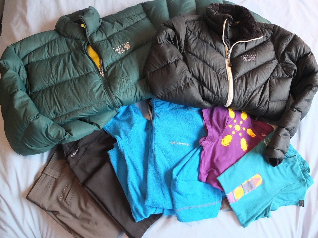 Best packing tips- our favorite travel clothing