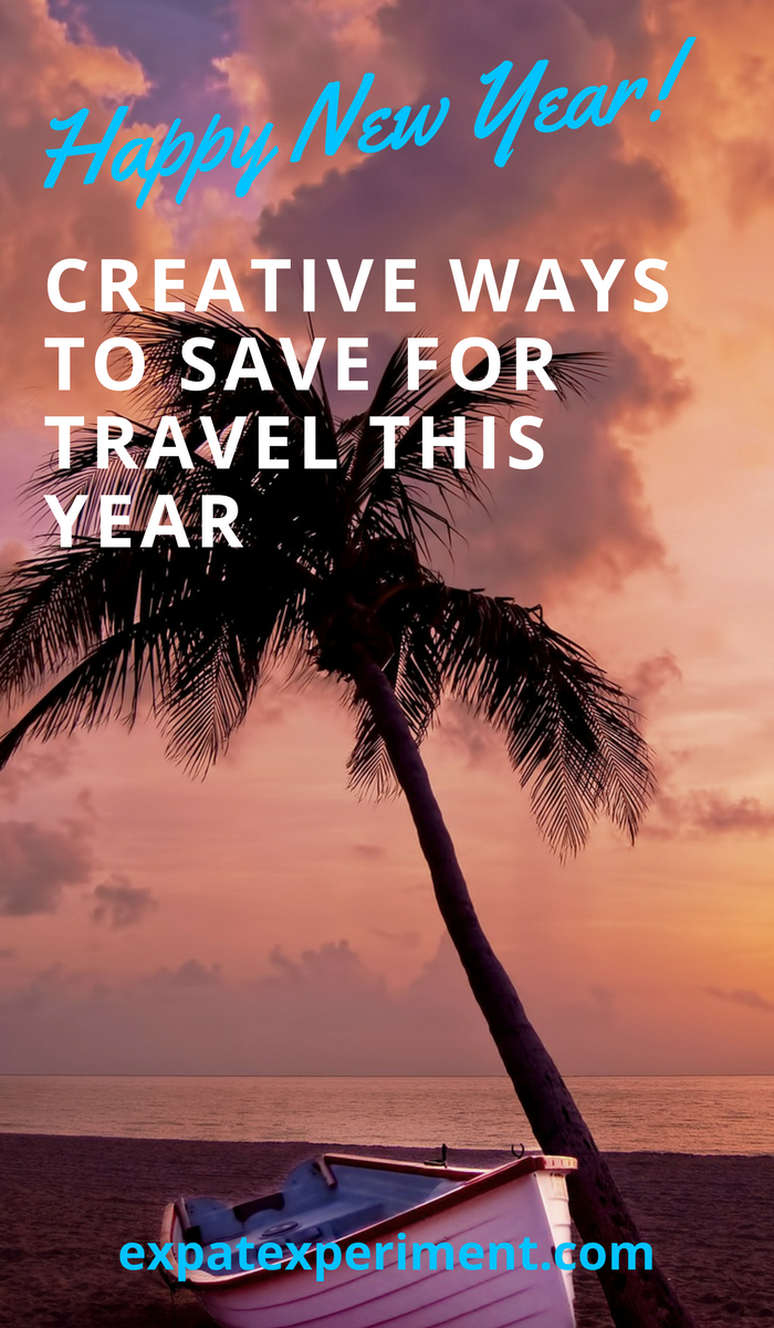 Creative ways to save on travel- The Expat Experiment
