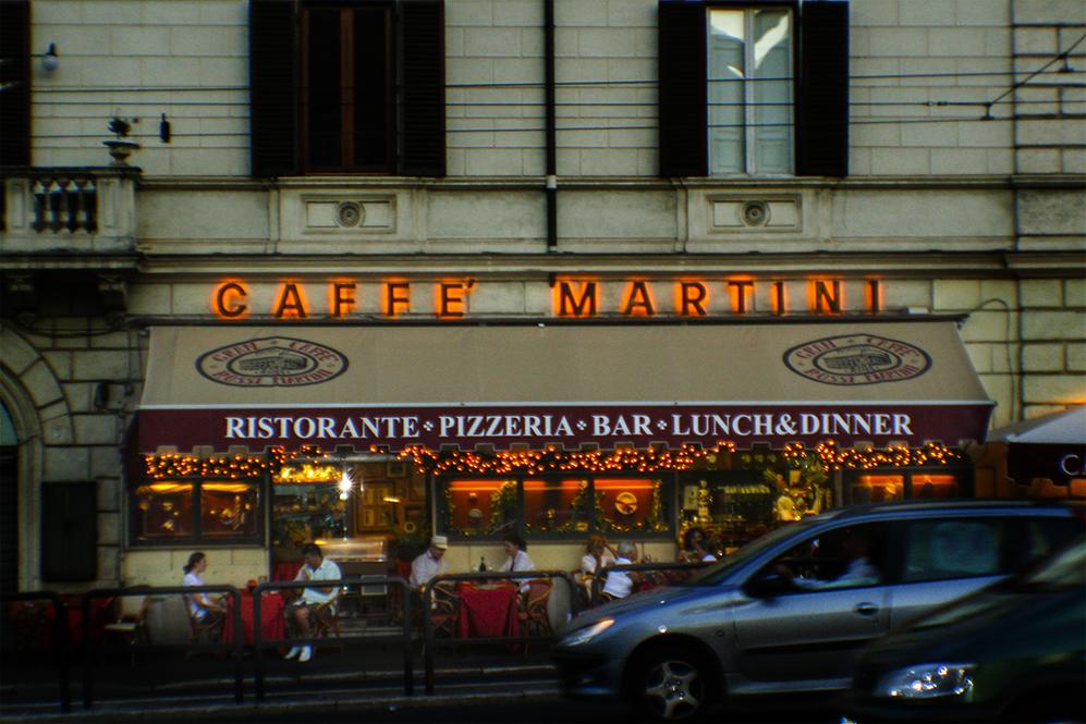 Caffe Martini