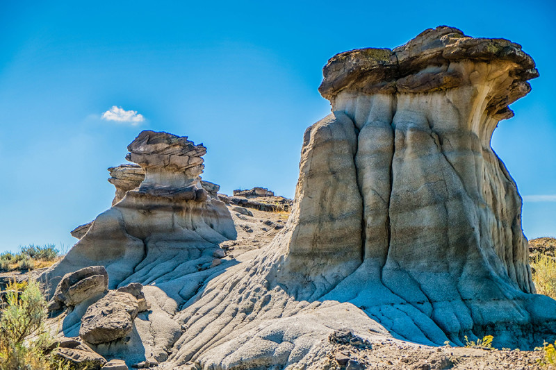 Hoodoos close to home- ways to save on travel