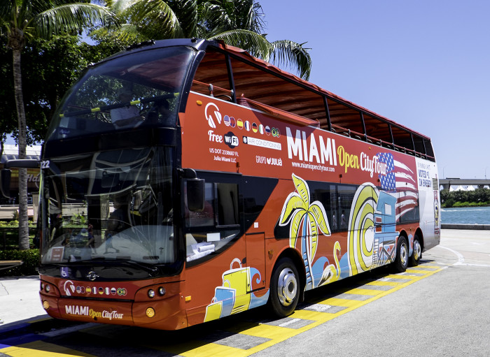 Miami open City tour
