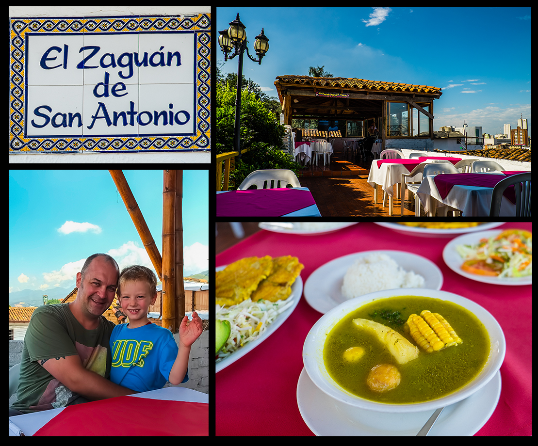 El Zaguan collage Staying in accommodation that is close to restaurants can help you save money on travel by avoiding using taxi's or renting a car