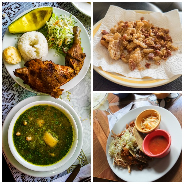 food colombia