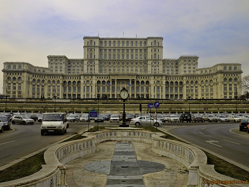 Eastern Europe Bucharest