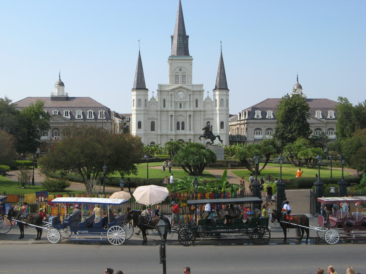 authentic travel experience in new orleans