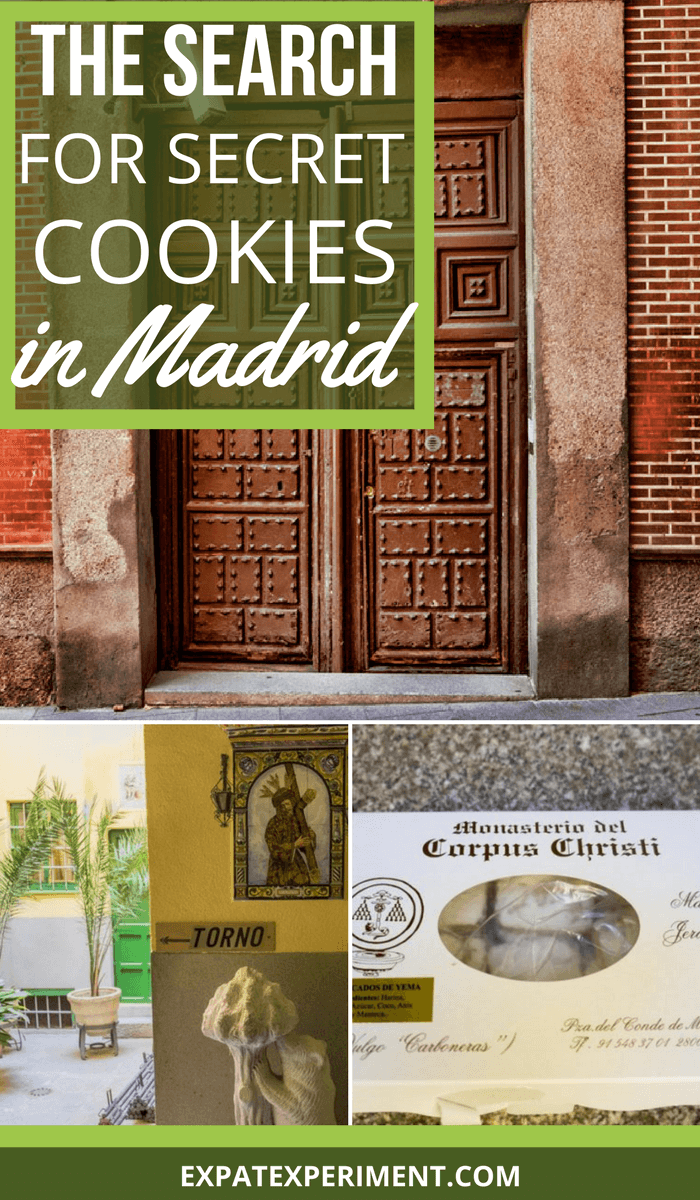 Secret Cookies 2- The Expat Experiment