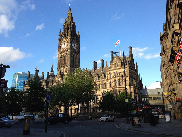 24 hours in Manchester