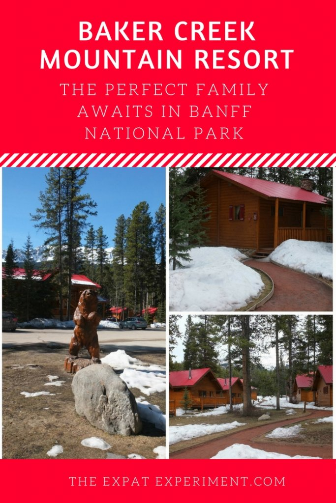 Baker Creek Mountain Resort- One of the best Alberta family getaways!