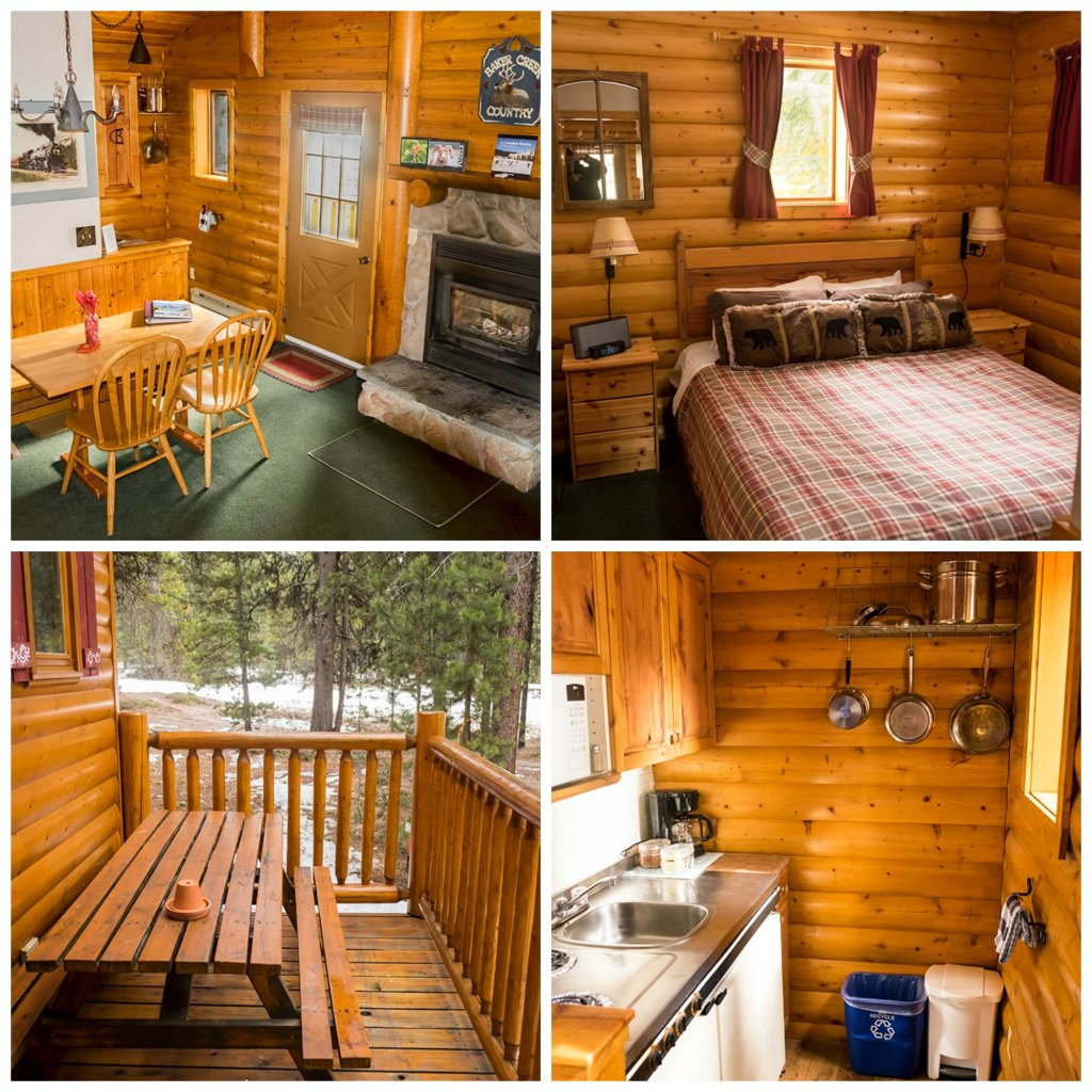 Baker creek inside- alberta family getaways