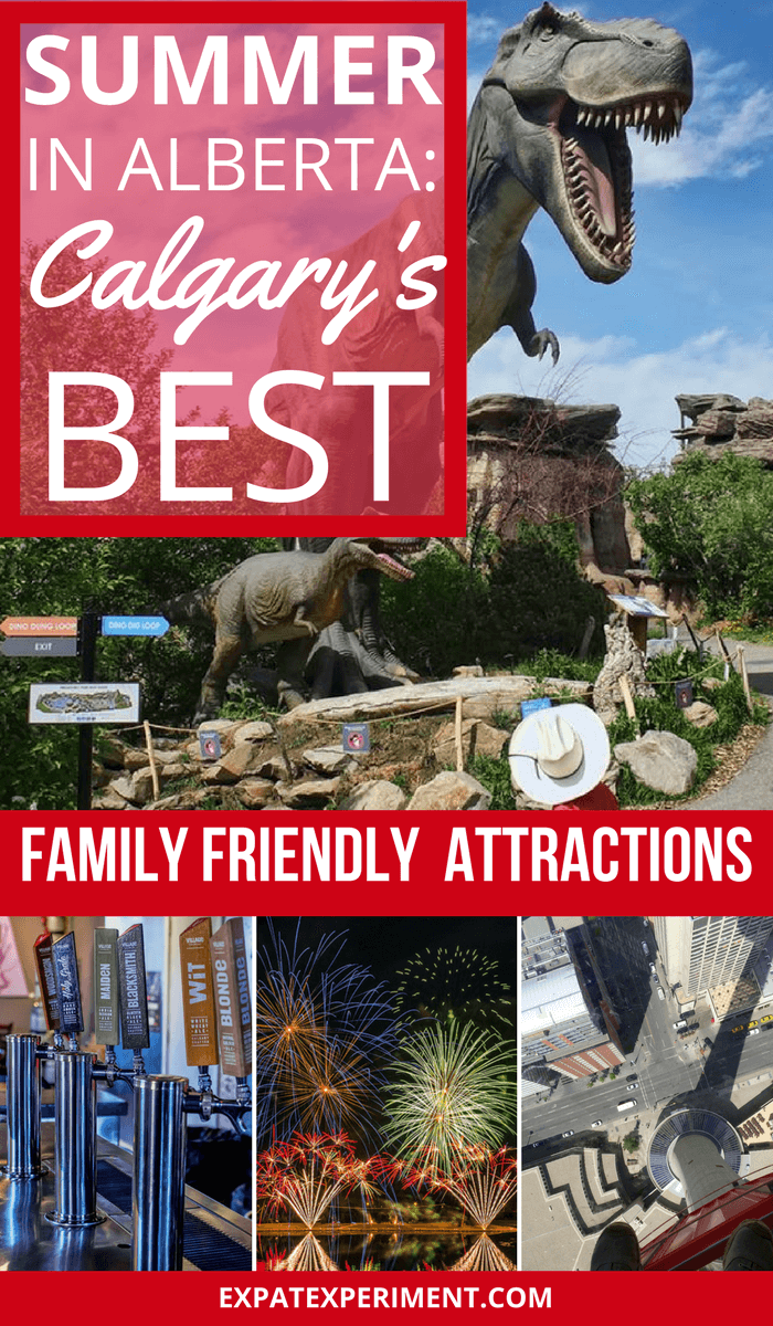 Between the vast prairies and the Rocky Mountains in Western Canada sits Calgary. There are so many reasons to visit the undeniable gem of Southern Alberta! Here's a list of Calgary's best attractions.