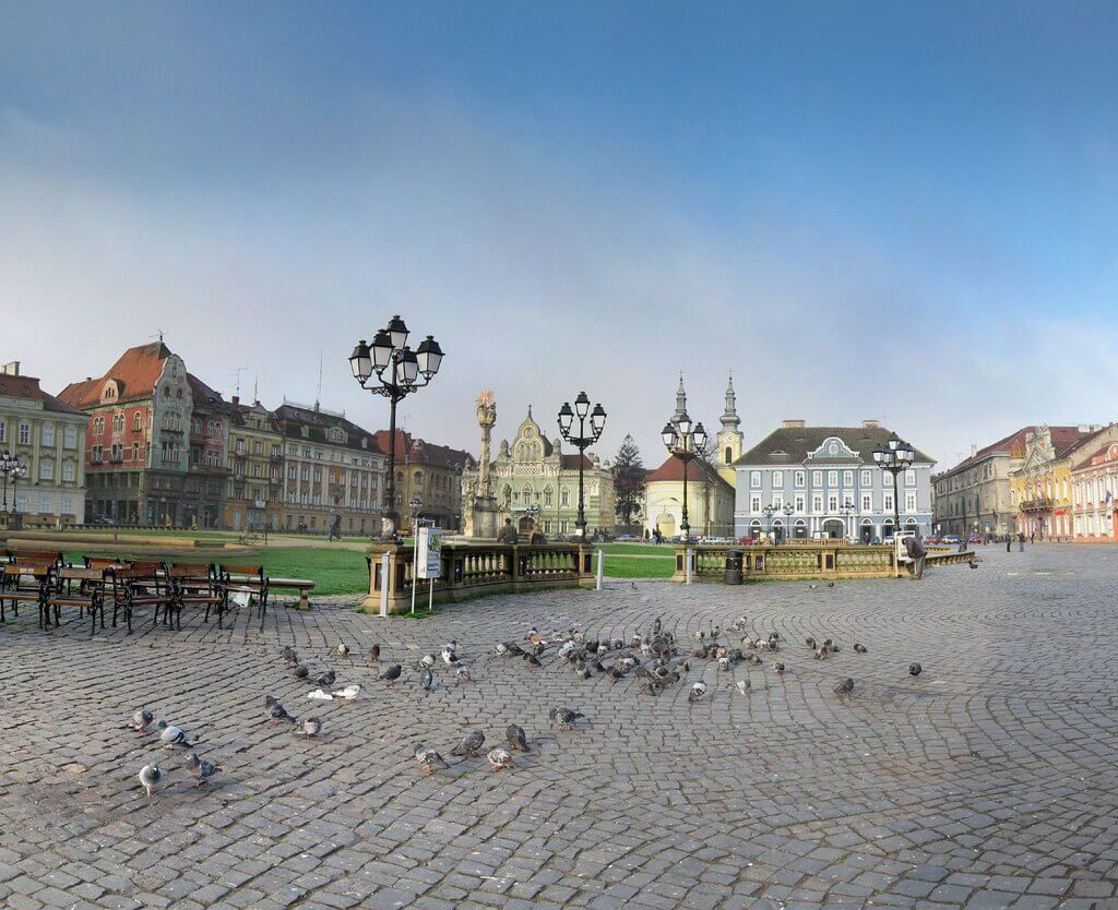 Timisoara- Best cheap cities in Europe