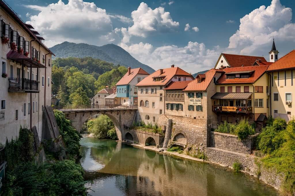 Slovenia has some of the cheapest cities in Europe.