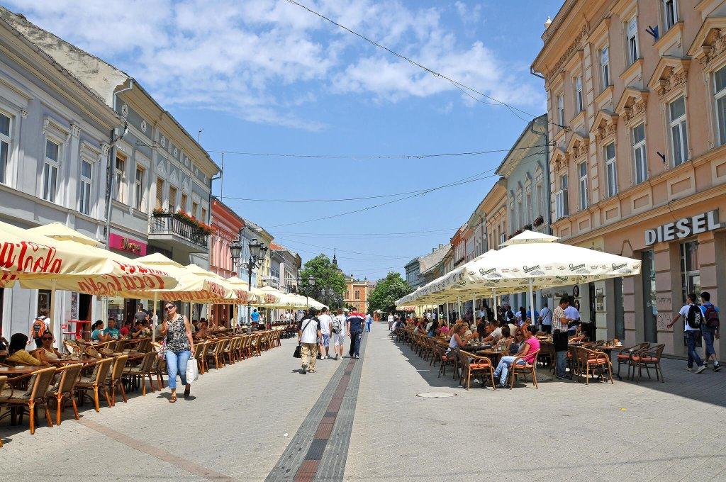 Novi Sad- digital nomads