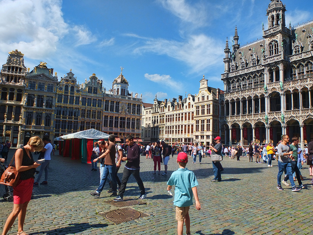 Welcome to the InterNations Community of Expats in Belgium!