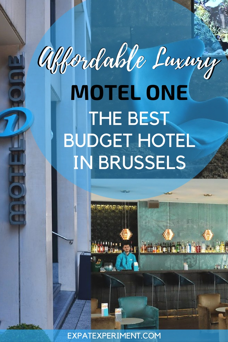 Motel One Brussels- A great location, luxurious comfort, incredible value.