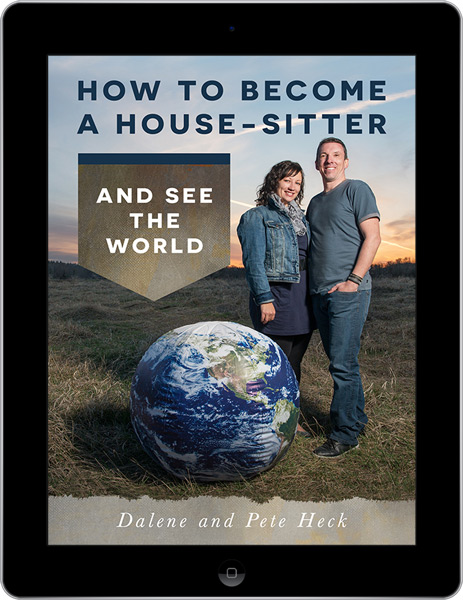 how-to-become-a-house-sitter-ipad- how to get started house sitting