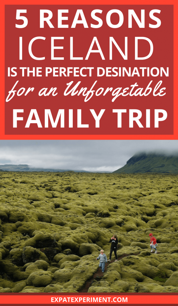 The best family memories are created when everyone experiences incredible things together. Getting close to spectacular forces of nature, eating strange foods, experiencing a unique culture to see a different way of living. These are the things kids will tell stories about as they grow. You can experience the best of all of these if you visit Iceland with your kids.