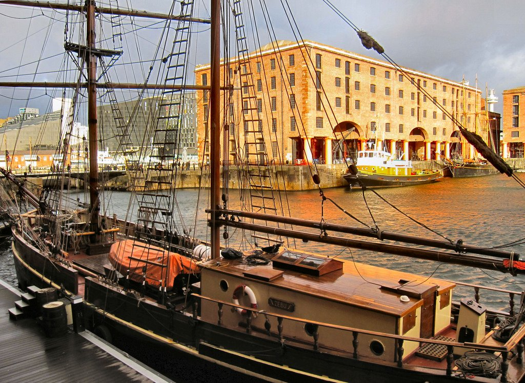 Albert Dock Liverpool- things to do in Liverpool