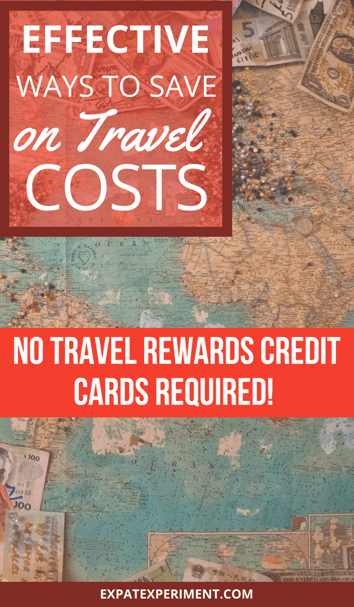 Want to save time and money planning and booking your next trip?Wondering if there are easy, cheap ways to travel that don't include having credit cards that accrue travel rewards points? Here are effective ways to cut travel costs. Some strategies and tips we've tested to help you save on travel, no credit card rewards programs necessary.