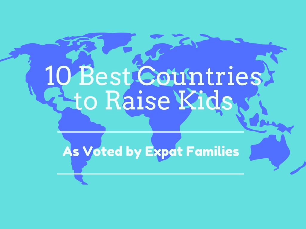 Best Countries to Raise Kids