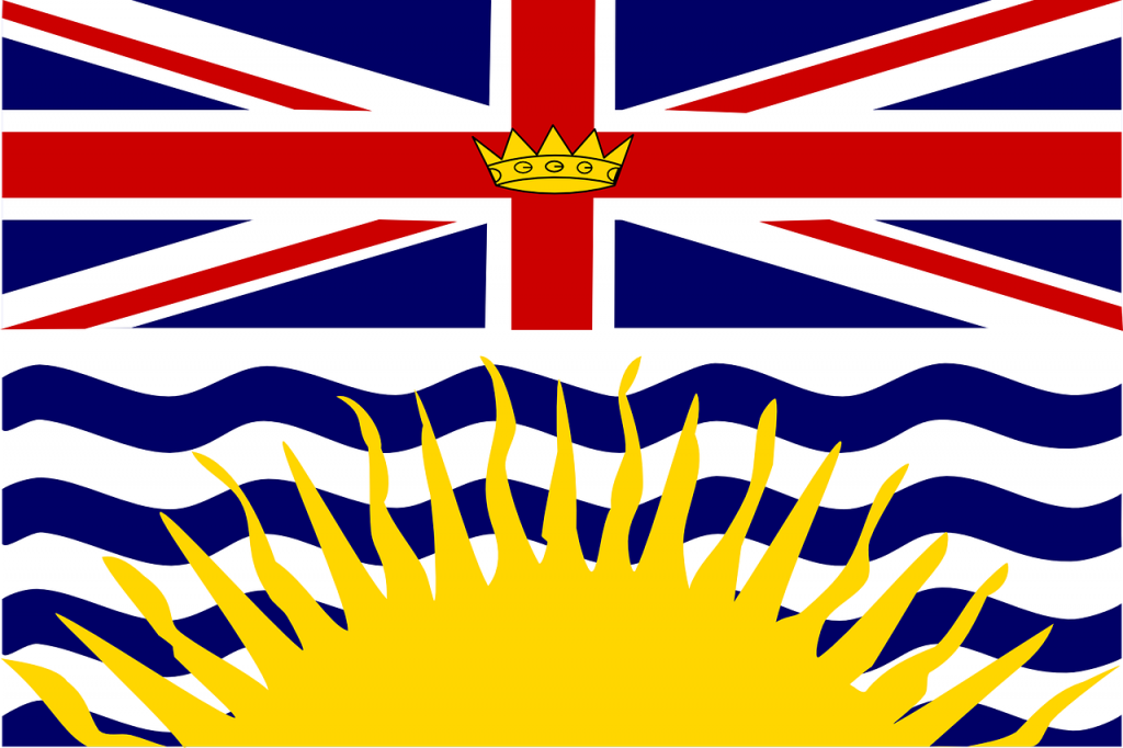 Canada's national parks- list of national parks in British Columbia