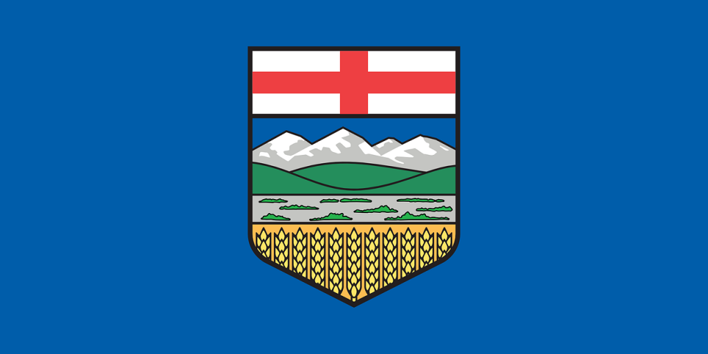 Canada's national parks- list of national parks in Alberta