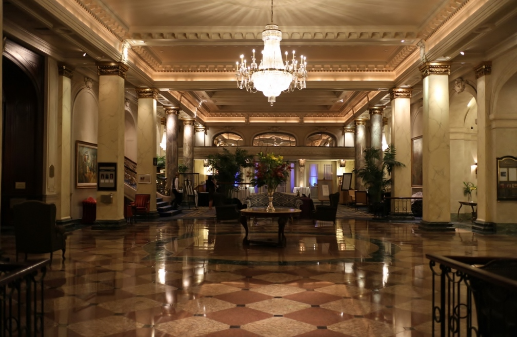 The Palliser Hotel Calgary- Calgary staycation ideas