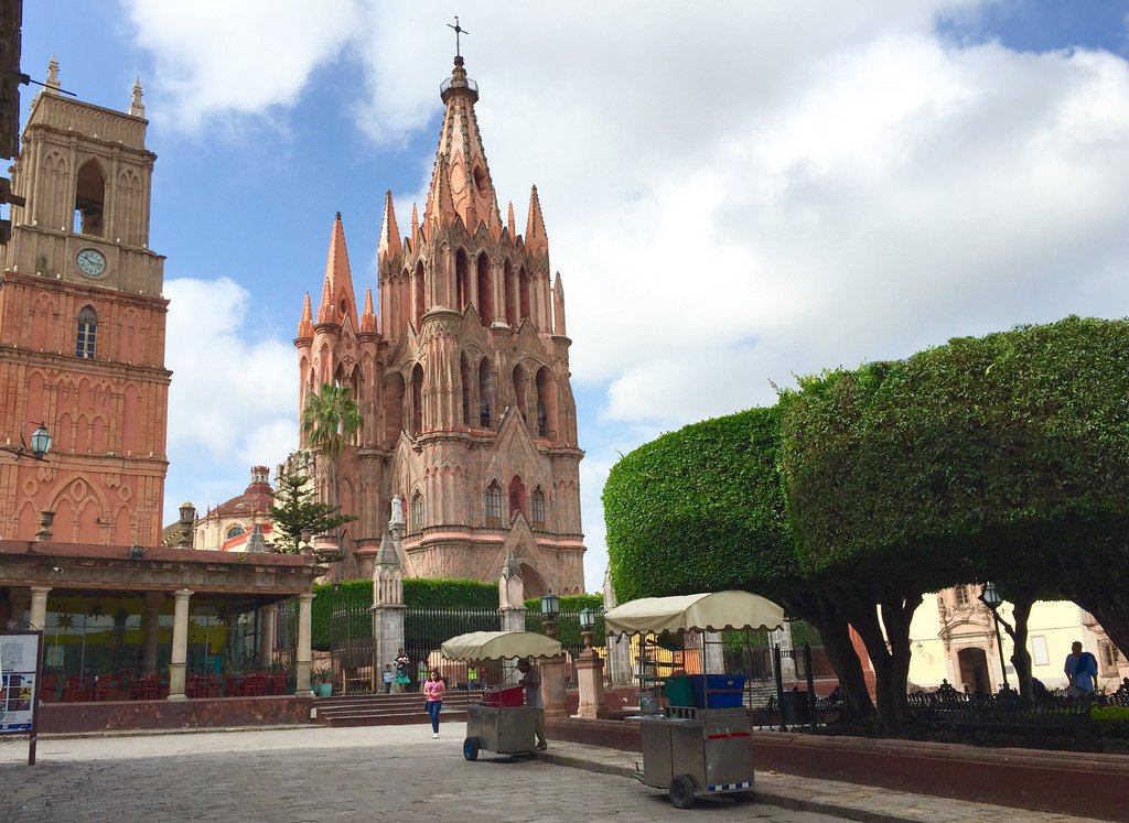 Mexico travel- San Miguel de Allende